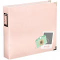 Album Project Life de Becky Higgins 30.5x30.5 cm Edition Napolitain Rose