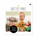 Knitted Family  - DIY animaux rigolos en laine à tricoter