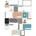 Set de 40 cartes 15x10-7.5x10cm pour l'Album Project Life DIY Chats
