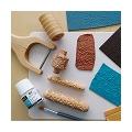 rouleau de texture en bois pour p 226 te polym 232 re 120x25mm motif ameri perles co
