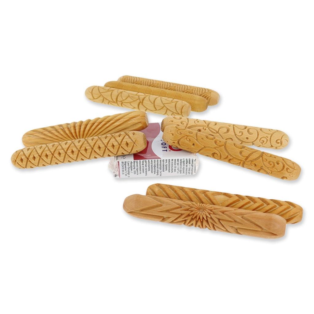 rouleau de texture en bois pour p 226 te polym 232 re 100x15mm motif diama perles co