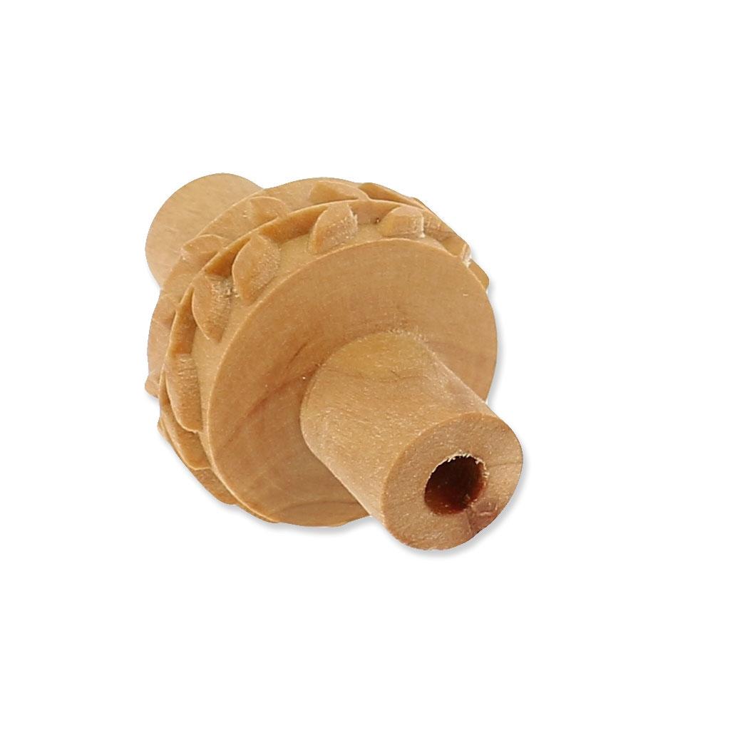 Rouleau bois rouleau ptisserie grav en bois forme coeur for Placage bois en rouleau