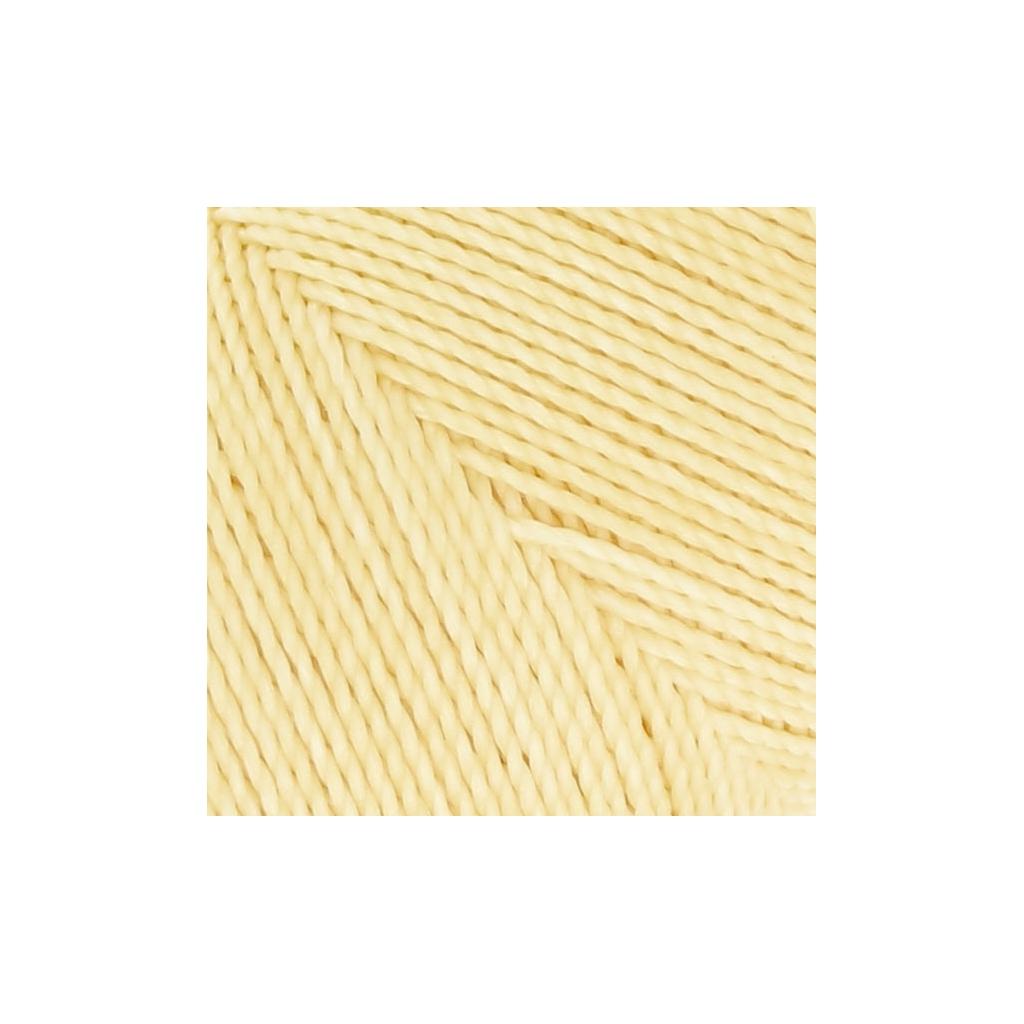 bobine de fil cir linhasita pour micro macram 1 mm cream. Black Bedroom Furniture Sets. Home Design Ideas