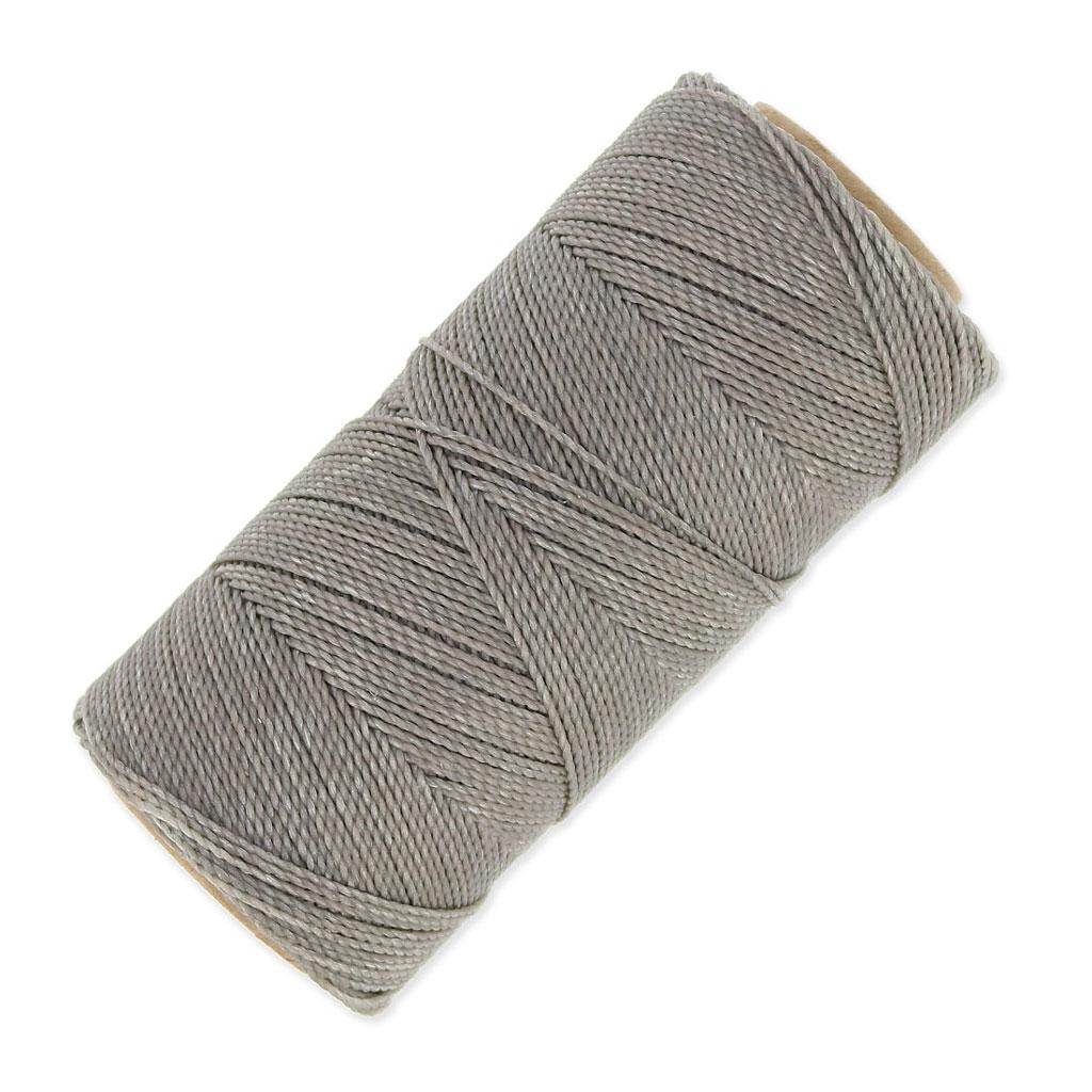 bobine de fil cir linhasita pour micro macram 1 mm grey. Black Bedroom Furniture Sets. Home Design Ideas