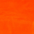 Coupon de tissu jersey velours Frou-Frou 150x60 cm Orange Flamboyant