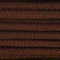 Fil nylon tressé européen Griffin 1.5 mm Dark Brown x20m