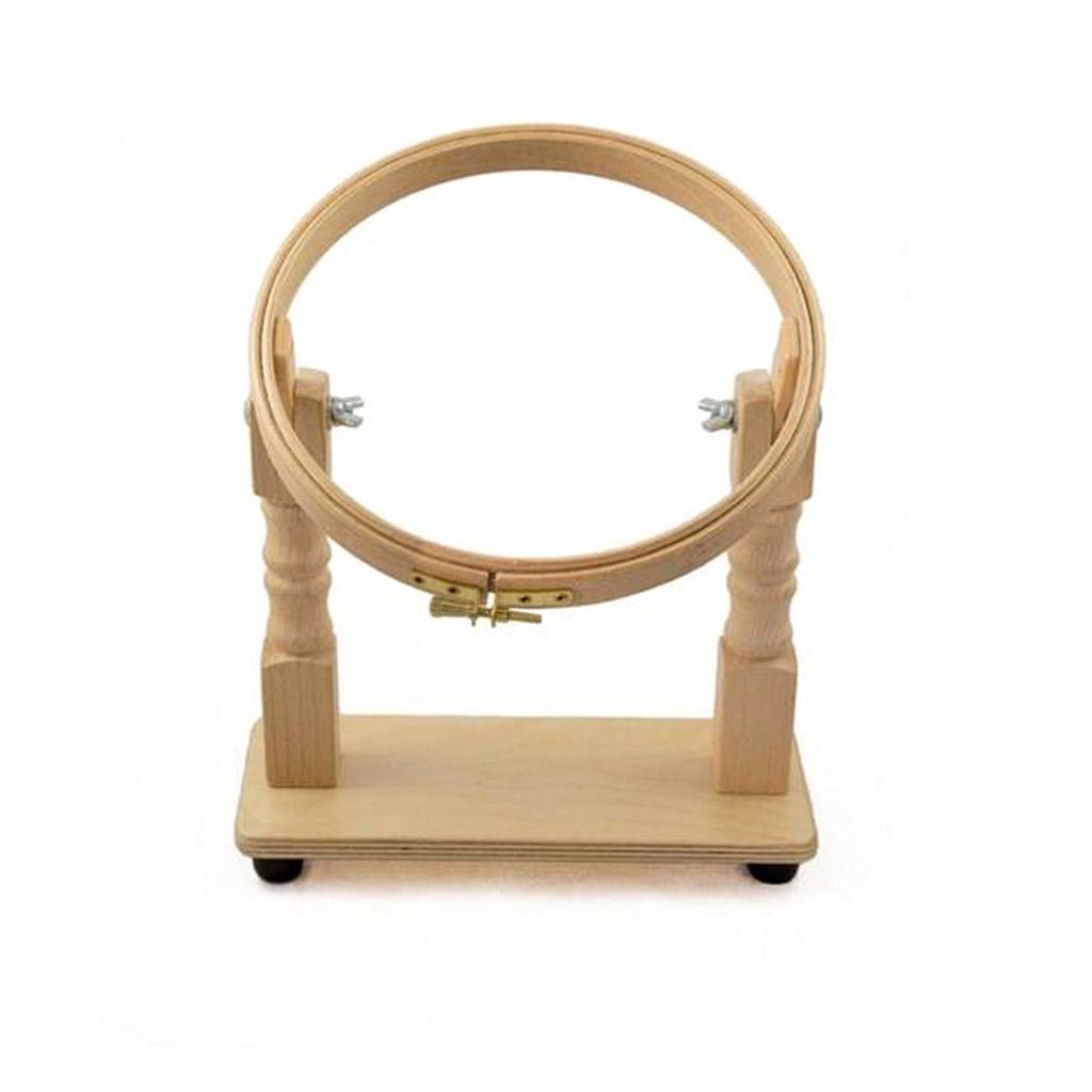 tambour sur pied pour broderie 20 cm m tier de table broder perles co. Black Bedroom Furniture Sets. Home Design Ideas