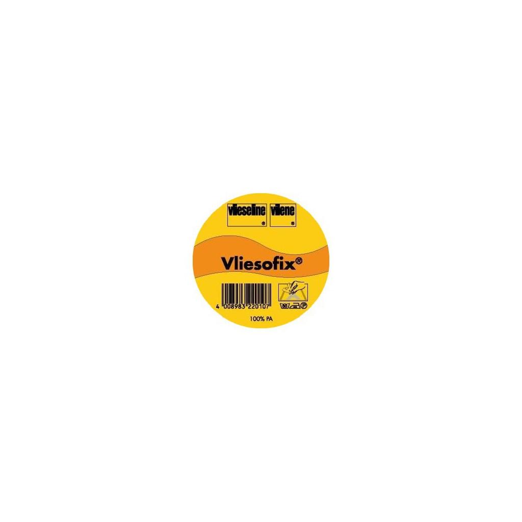 Vlieseline vliesofix voile double face thermocollant 90cm blanc x perles co - Thermocollant double face ...