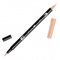 Feutre Tombow Dual Brush - Feutre pinceau double pointe Coral ABT-873