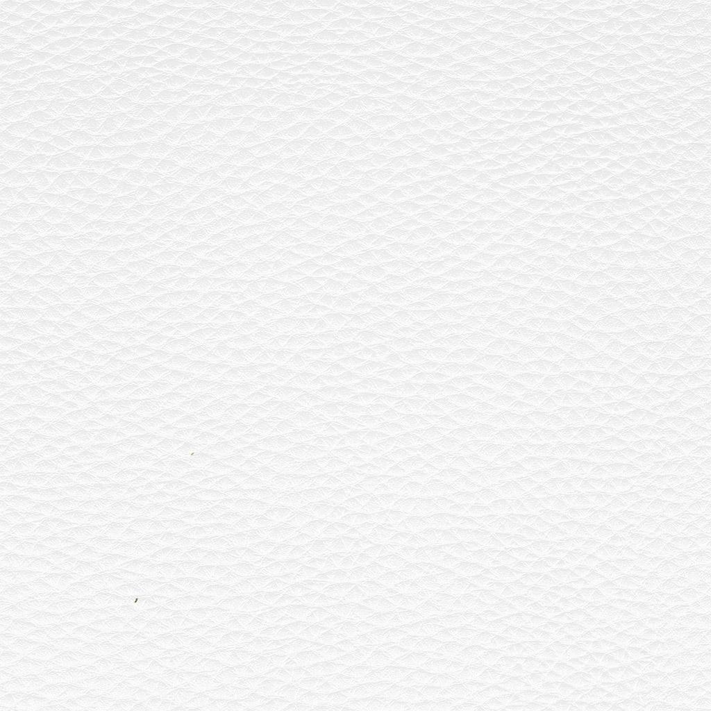 Coupon de tissu simili cuir coudre ou coller 70x45 cm blanc ir perles - Tissu simili cuir blanc ...
