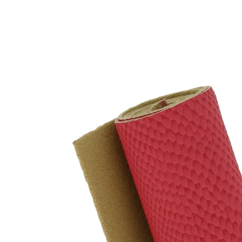 coupon de tissu simili cuir coudre ou coller 70x45 cm iguane f perles co. Black Bedroom Furniture Sets. Home Design Ideas