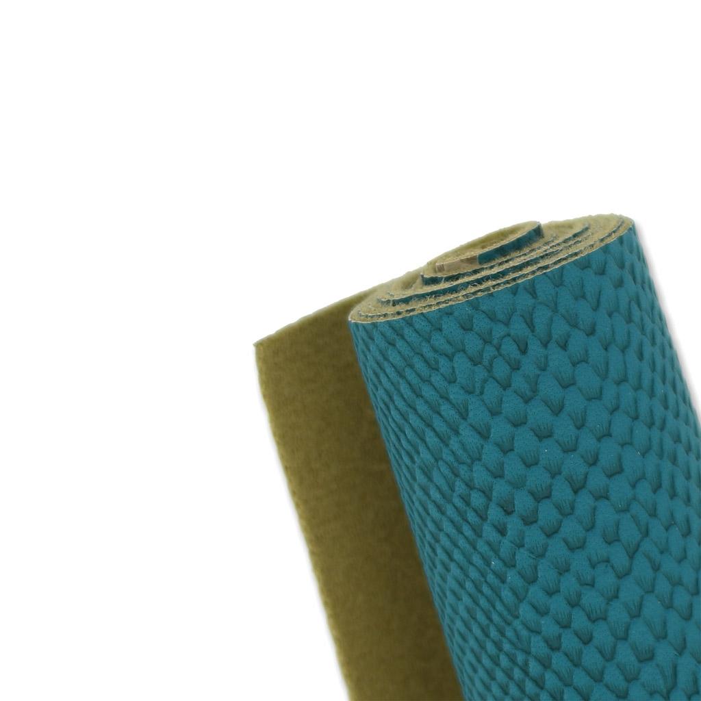 coupon de tissu simili cuir coudre ou coller 70x45 cm iguane b perles co. Black Bedroom Furniture Sets. Home Design Ideas