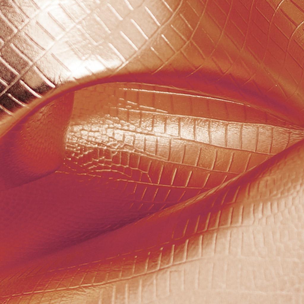 coupon de tissu simili cuir coudre ou coller 70x45 cm m tal cu perles co. Black Bedroom Furniture Sets. Home Design Ideas