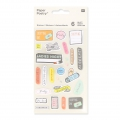Assortiment de 200 Stickers de Bureau Paper Poetry Magical Summer Organisation x1