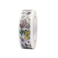 Ruban adhésif - Paper Poetry Tape 15 mm Magical Summer Miroir Illustration x10m