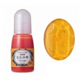 Colorant liquide - Jewel color Padico - pour teinter la résine UV Orange x10ml