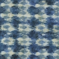 Tissu Contempo Studio -  Amore Collection - Blue Ikat  x10cm