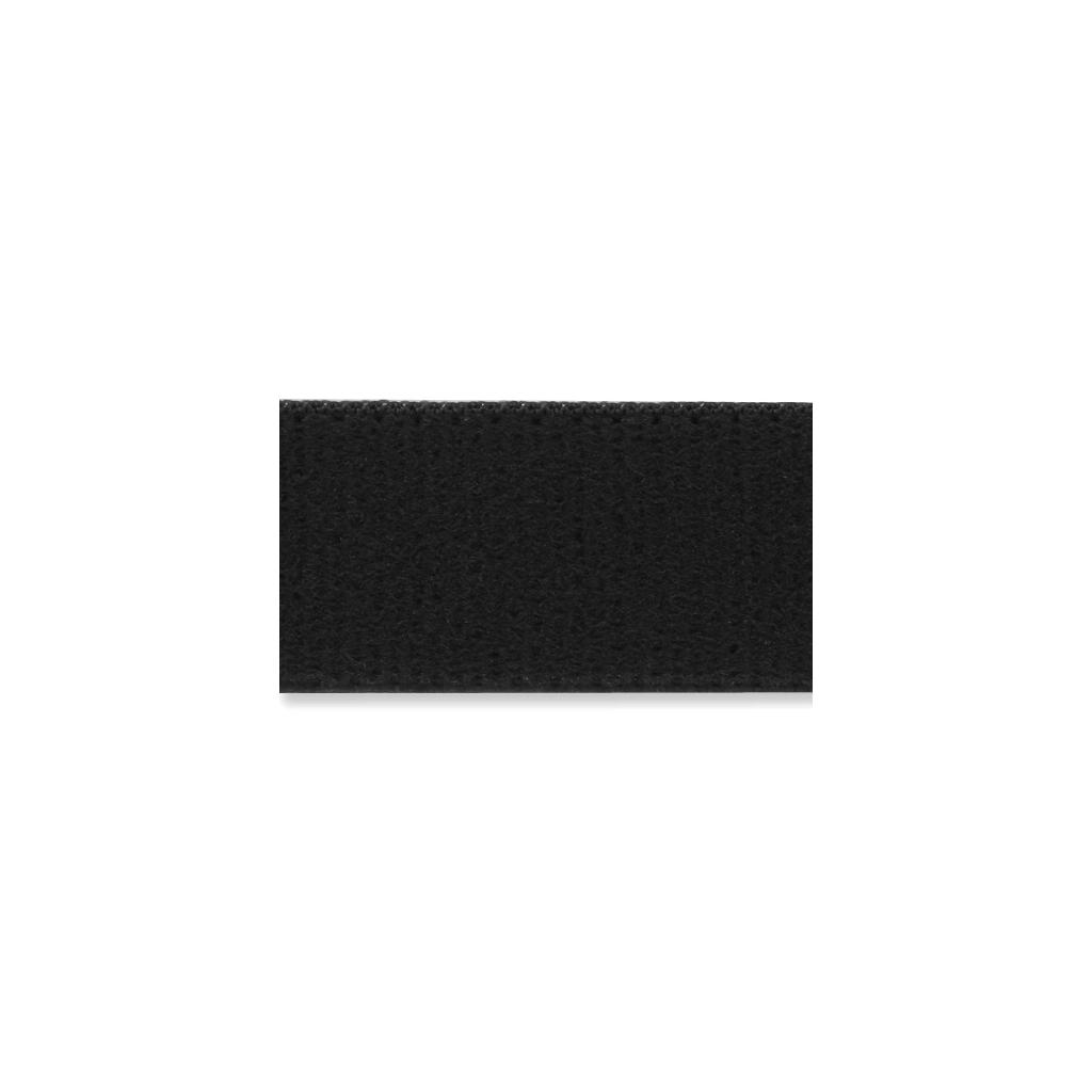 a497c2babf2 Ruban velours élastique 10 mm Noir x 8.5 m - Perles   Co