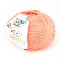 Coton Natura Just Cotton DMC - Pelote coton Yummy Ixora (n°104) x 155m