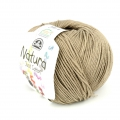 Coton Natura Just Cotton DMC - Pelote coton Lin (n°78) x 155m