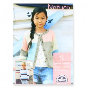 Catalogue Natura Just Cotton - 8 créations Enfant