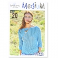 Catalogue Natura Just Cotton Medium - 20 modèles - tricot et crochet