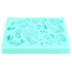 Moule Silicone Pour Pate Polymere Argile Formes Ourson Peluche Teddy
