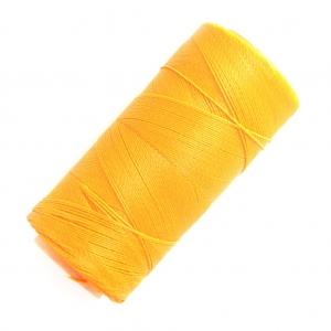 bobine de fil cir linhasita pour micro macram 0 5 mm golden yell perles co. Black Bedroom Furniture Sets. Home Design Ideas