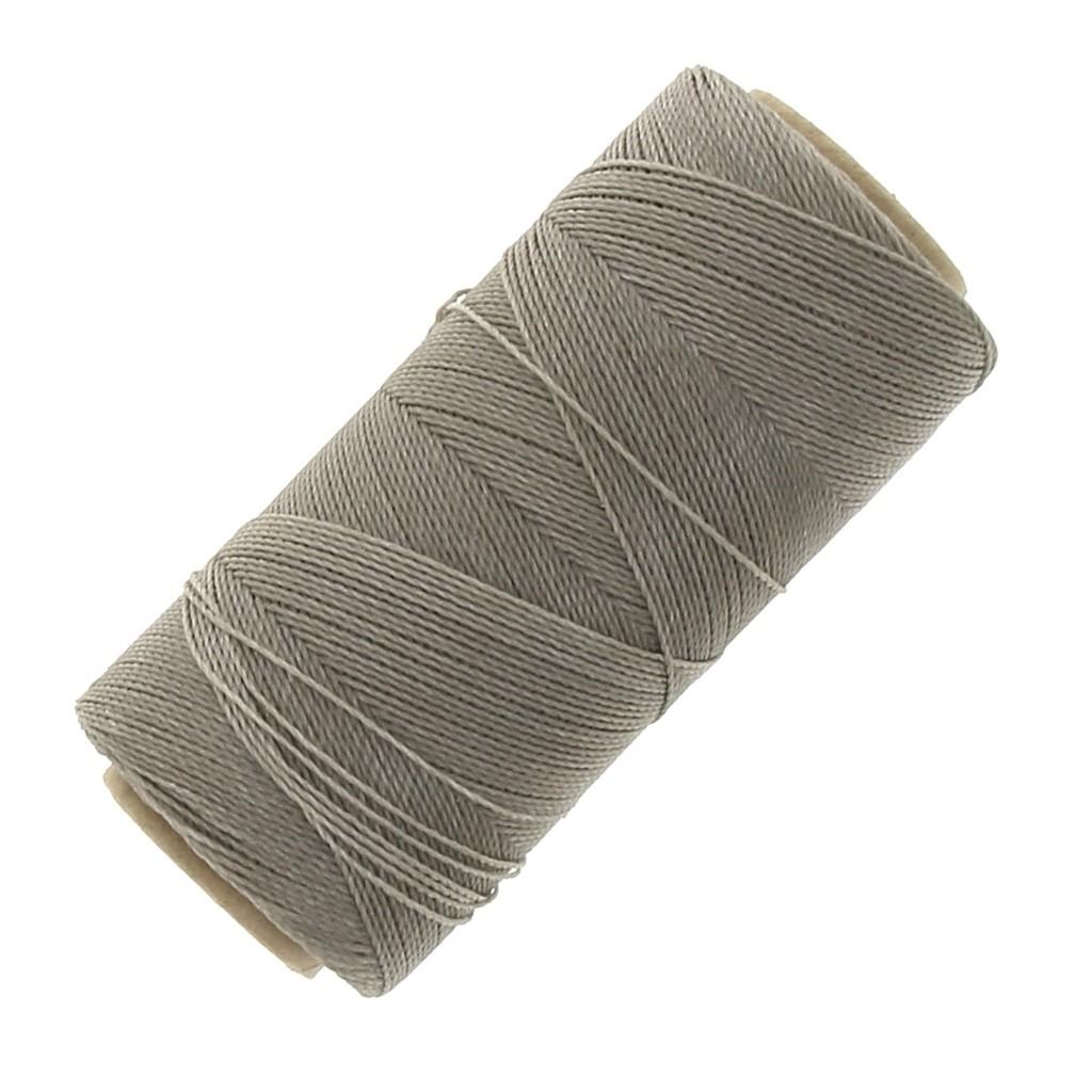 bobine de fil cir linhasita pour micro macram 0 5 mm gris souris perles co. Black Bedroom Furniture Sets. Home Design Ideas