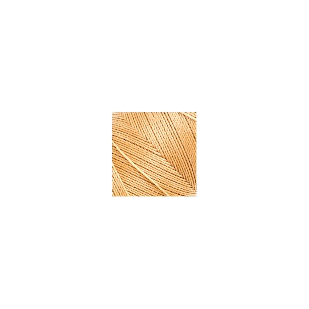 bobine de fil cir linhasita pour micro macram 0 5 mm straw 18 perles co. Black Bedroom Furniture Sets. Home Design Ideas