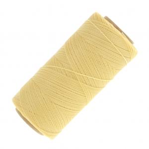 bobine de fil cir linhasita pour micro macram 0 5 mm cream 1310 perles co. Black Bedroom Furniture Sets. Home Design Ideas