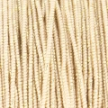 Bobine de fil Blissino fabrication italienne 0,6 mm Beige Doré x50m