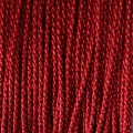 Bobine de fil Sorrento fabrication italienne 0,6 mm Rouge x50m