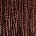 Bobine de fil Sorrento fabrication italienne 0,6 mm Marron x50m