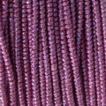 Bobine de fil Bliss Moonlight fabrication italienne 1 mm Violet/Mauve x30m