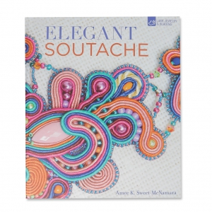 elegant soutache anne k swee mcnamara livre en anglais perles co. Black Bedroom Furniture Sets. Home Design Ideas