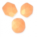 Facettes 4 mm Tangerine Pacifica x50