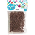 Perles Aqua Pearls / AquaBeads - Recharge Marron x300