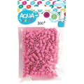 Perles Aqua Pearls / AquaBeads - Recharge Rose clair x300