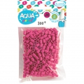 Perles Aqua Pearls / AquaBeads - Recharge Rose x300