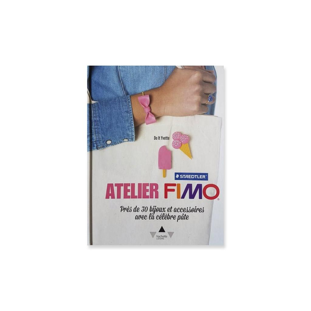 Atelier Fimo , près de 30 bijoux et accessoires avec la célèbre pâte