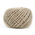 Cordon de jute 2 mm Naturel x 60 m