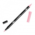 Feutre Tombow Dual Brush - Feutre pinceau double pointe Blush ABT-772