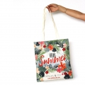 Cadeau - Tote Bag Hello Summer exclusivité Perles & Co