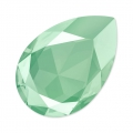 Cabochon Swarovski 4327 30x20 mm Crystal Mint Green