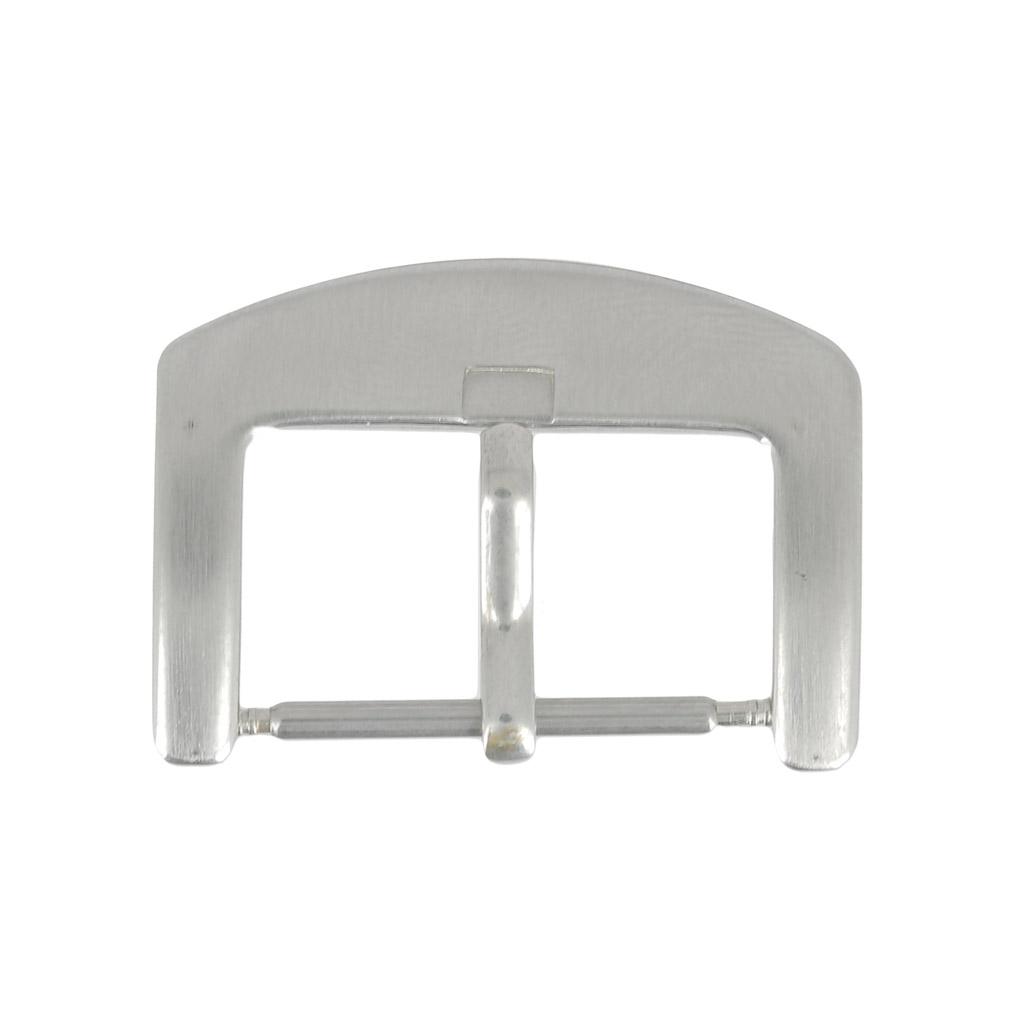 Fermoir boucle pour montre ou ceinture en Acier inox 20mm - Perles   Co 1768c56cdd8