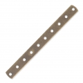 Intercalaire 10 rangs 45 x 4.4 mm bronze x1