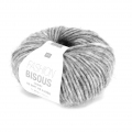 Laine Fashion Bisous Chunky - As soft as a kiss - Gris chiné 004 x 50g