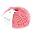 Laine Fashion Bisous Chunky - As soft as a kiss - Fuchsia chiné 002 x 50g