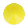 Cabochon rond Rivoli Matubo 12 mm Light Yellow